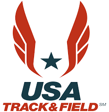 USA Track & Field Logo